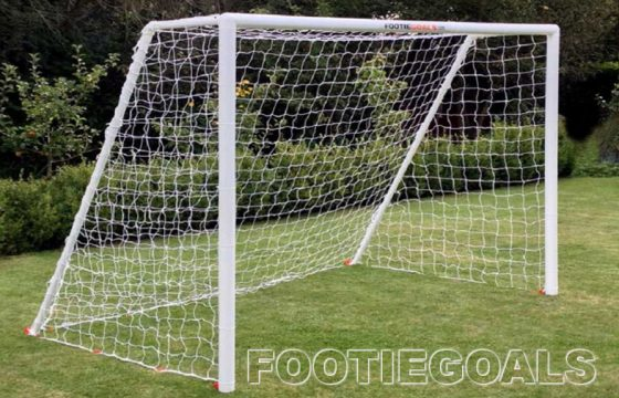 Football Garden Goal 8×6 Grass Surface