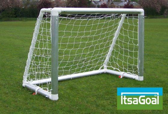 Metal Garden Football Goal 4×3