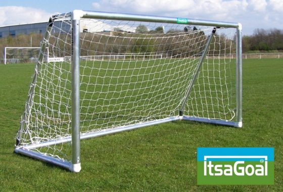 Metal Garden Football Goal 6×4