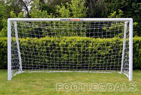 Garden Football Goal 8×4 Grass Surface