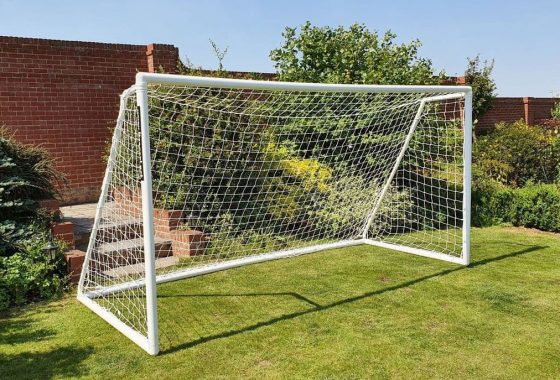 Folding Football Goal Size 6′ X 4′ For Quickplay