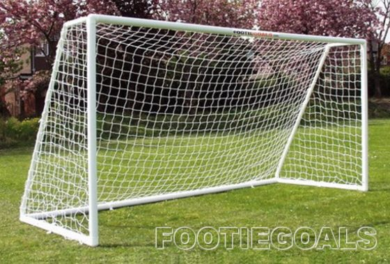 Garden Football Goals 12×6 Multi Surface