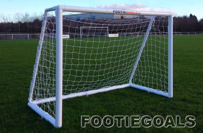Garden Football Goals 6x4 MultiSurface