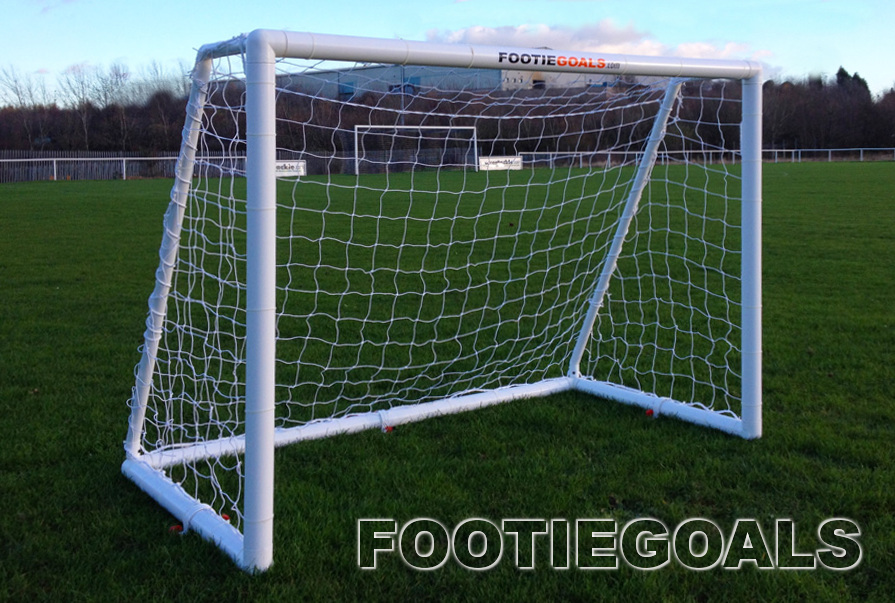 Garden Football Goals 6x4 MultiSurface