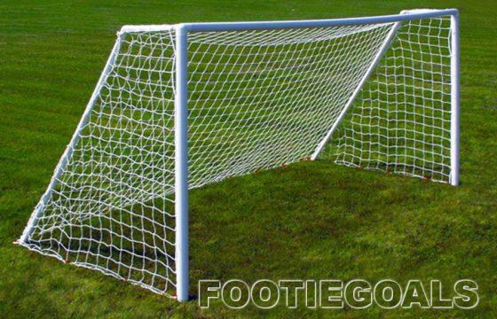 Football Garden Goal 12×6 Grass Surface
