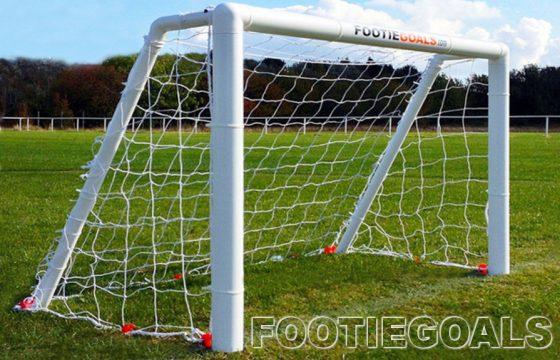Garden Football Goals 4×3 Grass Surface