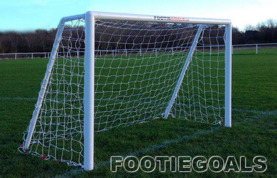 Garden Football Goals 6×4 Grass Surface