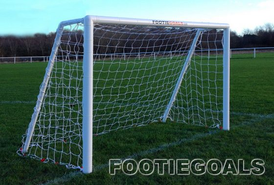 Garden Football Goals 6×4 Grass Surface