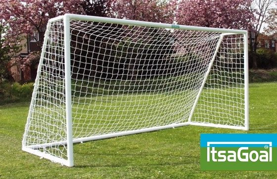 Garden Football Goals ITSA Goal Posts 12×6