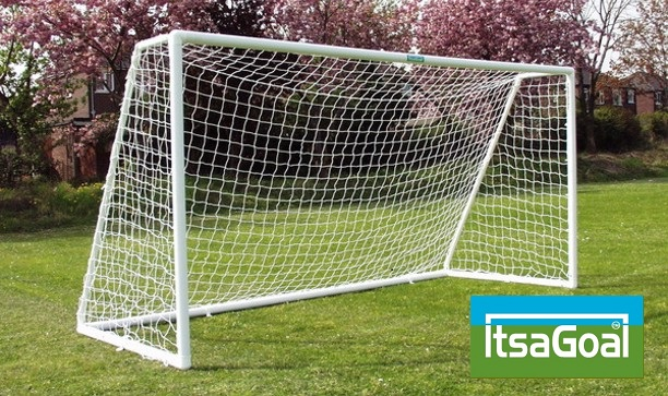 Garden Football Goals ITSA Goal Posts 12x6