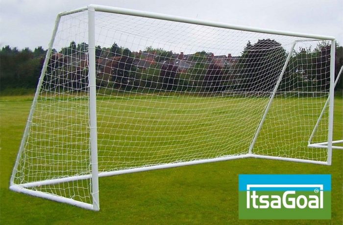 Garden Football Goals ITSA Goal Posts 16x7 Goalposts