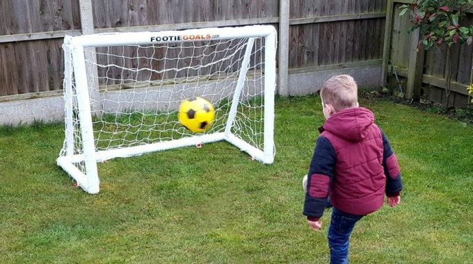 Football Garden Goals Goalpost Delivery