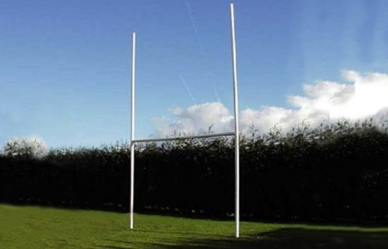 Garden Rugby Posts Mini Rugby Posts