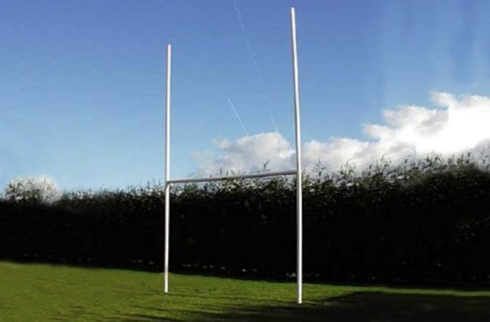 Garden Rugby Posts Mini Rugby Posts - Garden Rugby Posts