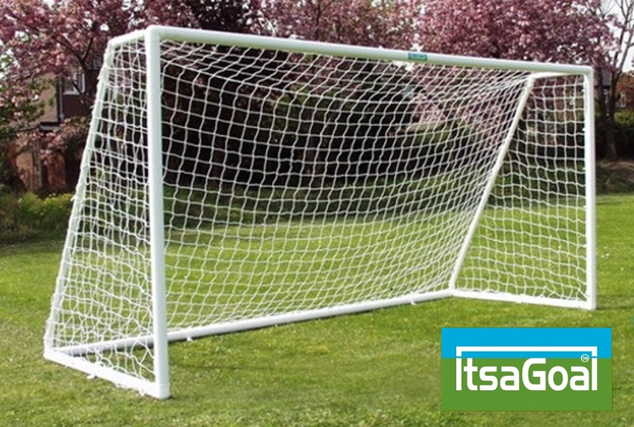 Garden Football Goals 12x6 from the UKs ITSA Goal Manufacturer