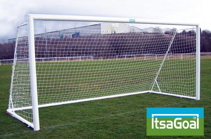 Folding Garden Goal 16x7, Football Goals16x7