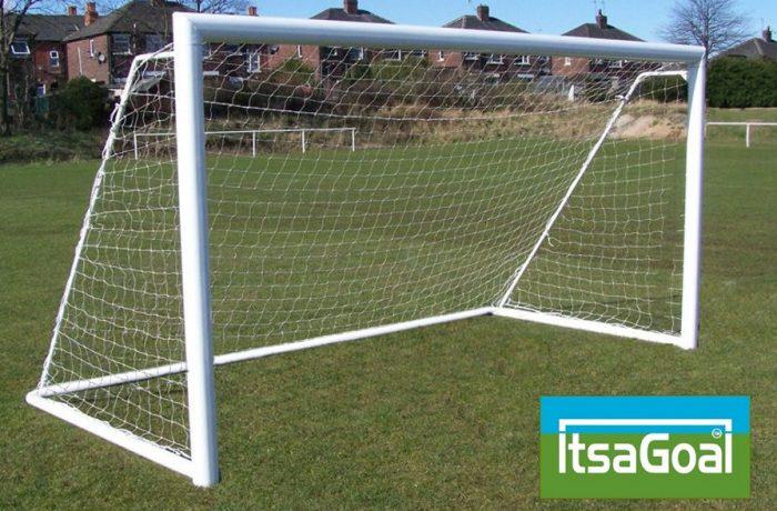 Folding Garden Goals 8x6, Football Goals12x6