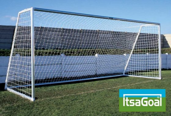Metal Garden Football Goal 16×7